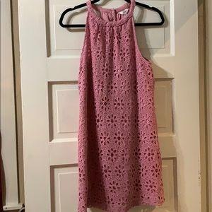 Jack / floral pink dress